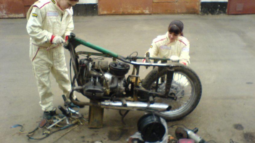 Как собрать своими руками мотоцикл