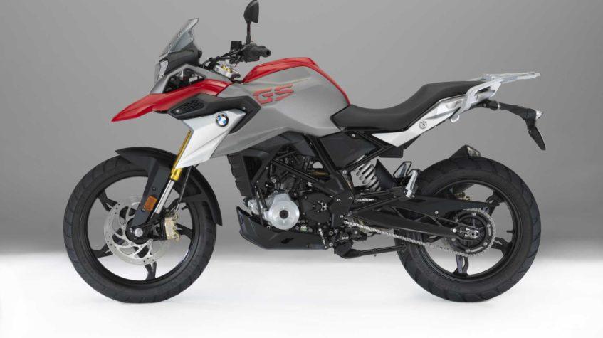 Мотоцикл БМВ г 310 гс