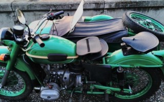 Мотоцикл Урал имз 810310