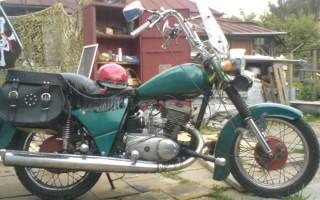 Планета 4 Мотоцикл тюнинг