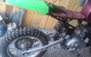 Как собрать Мотоцикл восход