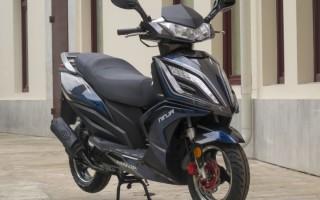 Скутер Honda ninja rp 80