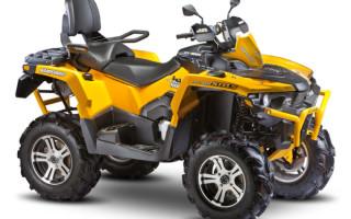 Квадроцикл стелс 850 гепард