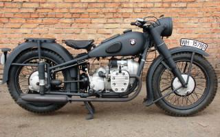 Мотоцикл bmw Урал