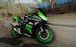 Кроссовый мотоцикл 500