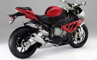 Мотоцикл BMW 1000