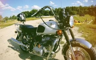 Днепр Мотоцикл обзор
