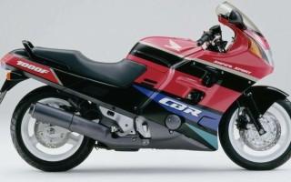 Мотоцикл хонда сбр 125