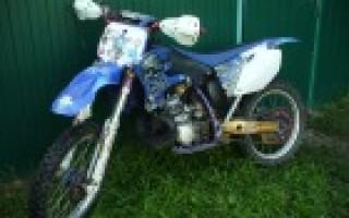 Продаю Кроссовый Мотоцикл в крыму