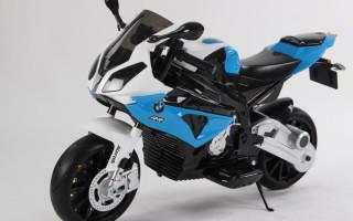 Электромобиль Мотоцикл BMW