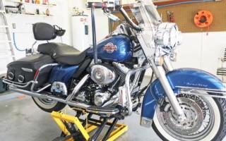 Обслуживание Harley Davidson