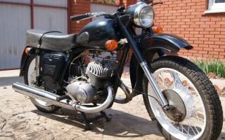 Технические характеристики мотоцикла иж юпитер 2