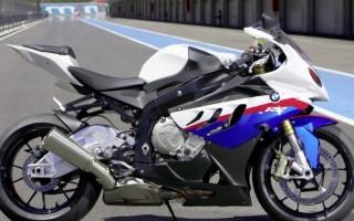 Мотоцикл BMW 1000 rr
