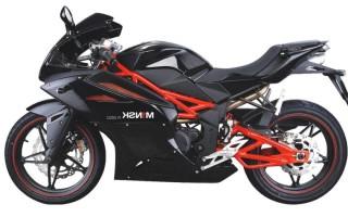 Сборка китайского Мотоцикла