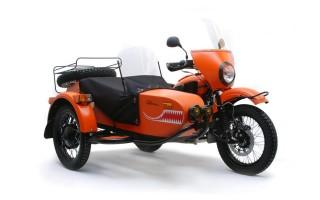 Город Мотоциклов Урал