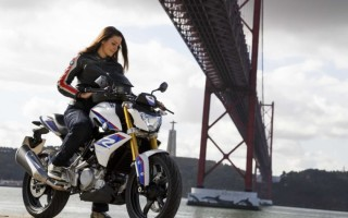 Мотоцикл BMW g 310 r отзывы