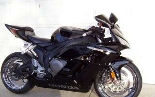 купить мотоцикл Хонда СБР 1000 рр