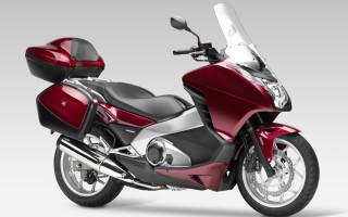 Honda integra Скутер