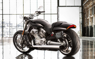 Harley Davidson vrscf v rod
