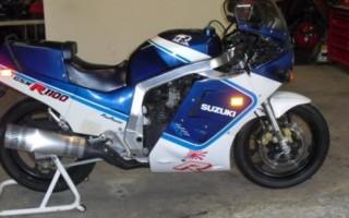 Suzuki GSX 1100 отзывы