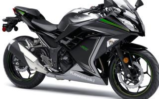 Kawasaki Ninja 300 разгон