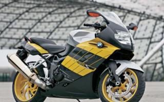 Мотоцикл БМВ 1200 фото