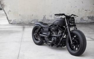 Harley Davidson black