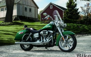 Harley Davidson dyna характеристики