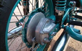 Усилить Мотоцикл Урал