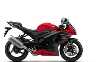 Suzuki GSX r 1000 технические характеристики