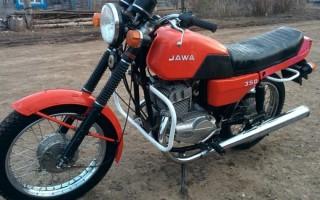 Мотоцикл Ява украина