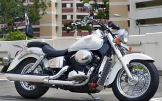 Отзывы мотоцикл хонда шадоу 400