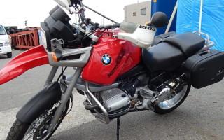Мотоцикл BMW 1100