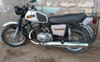 Про мотоцикл иж юпитер 5