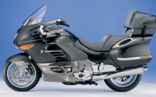 Мотоцикл BMW k1200lt
