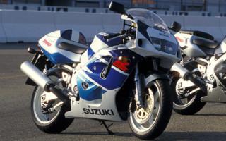 Suzuki GSX r 1998