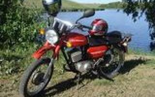 Передачи на Мотоцикле Минск