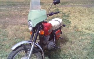 Планета 3 Мотоцикл чихает причина поломки