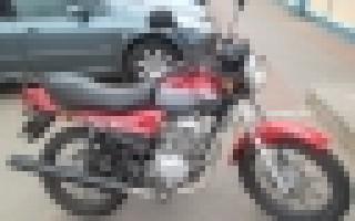 Мотоцикл Минск с4 200