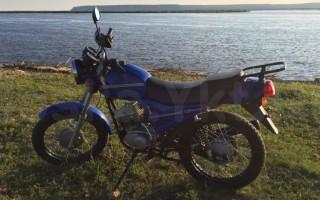 Характеристика Мотоцикла Минск лидер