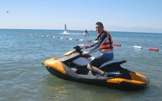 Гидроцикл gtx 300