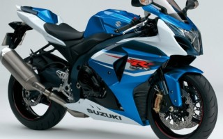 Мотоцикл Suzuki GSX r1000