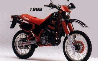 Мотоцикл honda эндуро