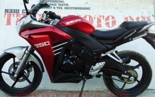 Недорогой спортивный мотоцикл