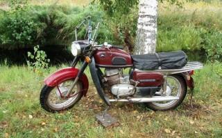 Мотоцикл восход 2 фото