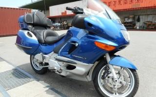 Заправочные емкости мотоцикла BMW k1200lt