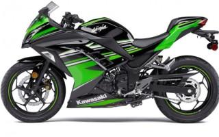 Kawasaki Ninja 300 2016 цена
