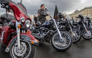 Harley Davidson спб фестиваль 2016