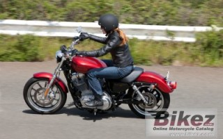 Harley Davidson sportster 883 обзор