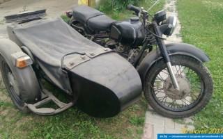 Мотоцикл днепр 10 технические характеристики